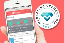 Billingo Marketing Gyémánt Díj 2016